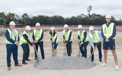 Buildcorp teams-up with Cricket NSW to deliver world class NSW Cricket Centre