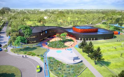 Buildcorp set to deliver International Centre of Training Excellence for Blacktown City Council
