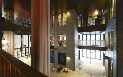 Buildcorp Victoria handover iconic Queen and Collins fit-out