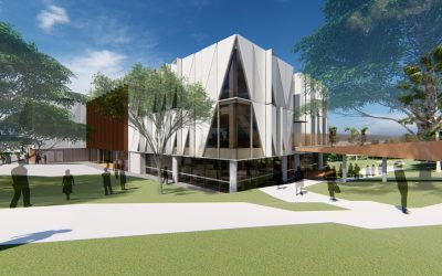 Buildcorp wins contract for Barker College Maths and Student Hub